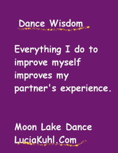Dance Lessons for life