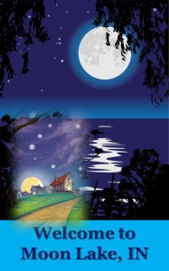 Welcome to Moon Lake, IN a fictional town near South Bend, Indiana. Where cozy mysteries abound. Meet witches, ghosts, sharp shooting women sleuths, horses, and gifted animals. A twist of genealogy mixes into the fun.