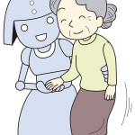 Robot of care